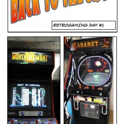 Journée Arcade Tournoi MK