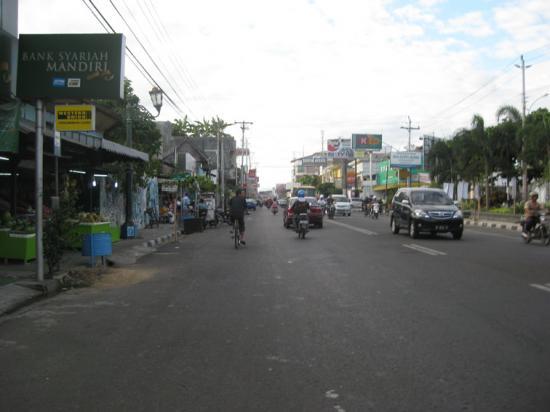 Yogihakarta sur Java