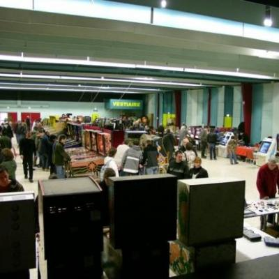 salon d'arcade de sorgues 2009