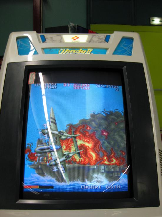 salon d'arcade de sorgues 2009
