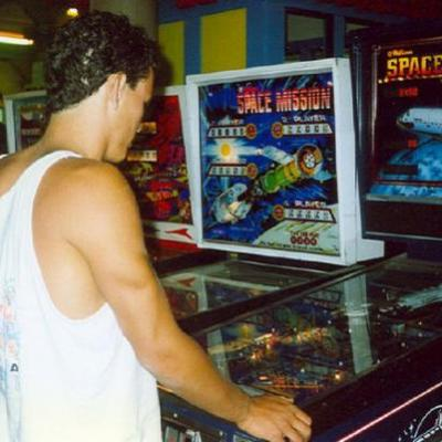 40 Arcade Pictures in the 80's