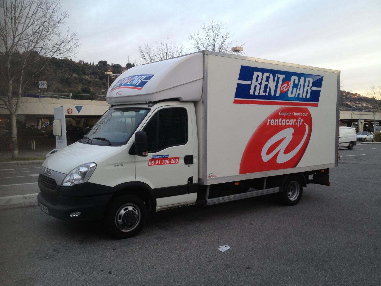 Le camion 20m3 avec haillon svp !!!