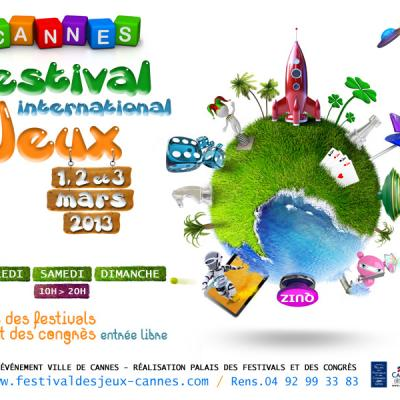 Festival International Du Jeux Cannes 2013