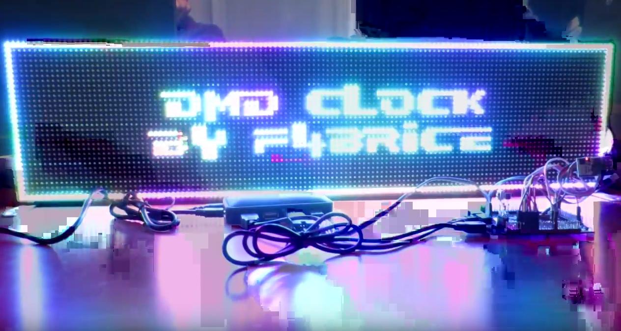 005 dmd clock