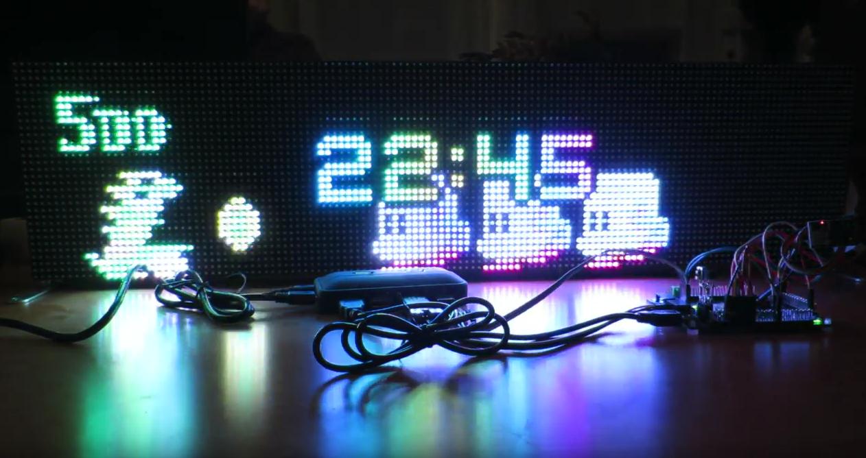 009 dmd clock