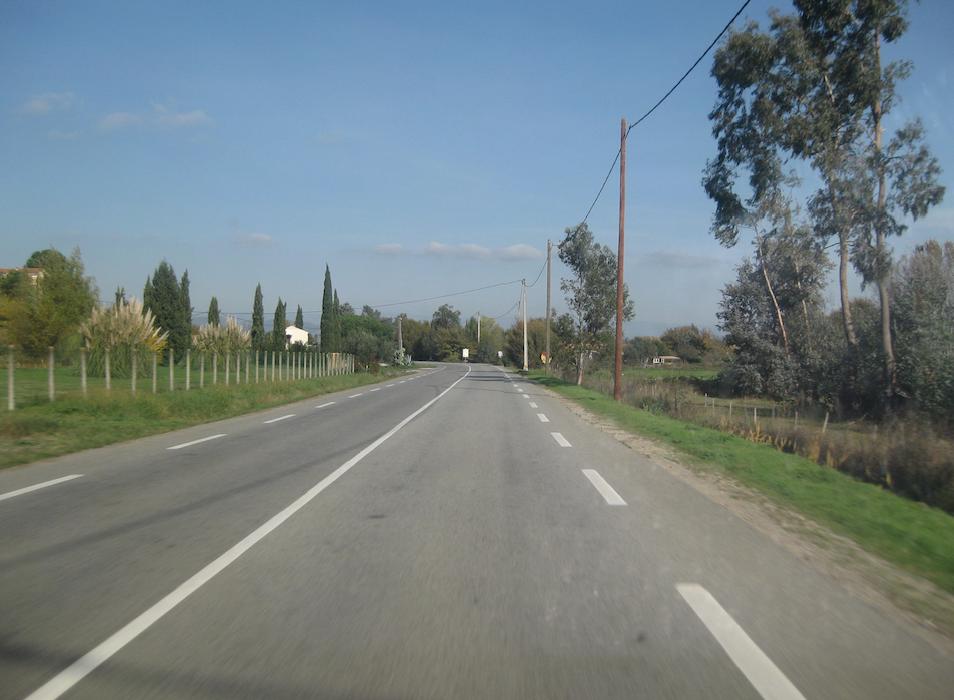 009 road trip zombie