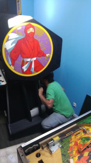 027 wip ninja warrior