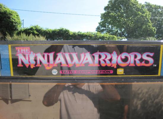 150 rt ninja warrior