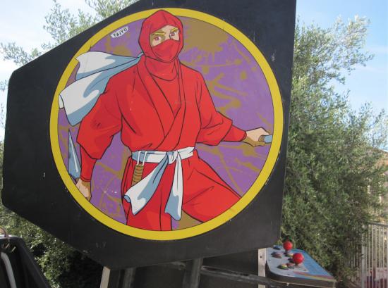 152 rt ninja warrior