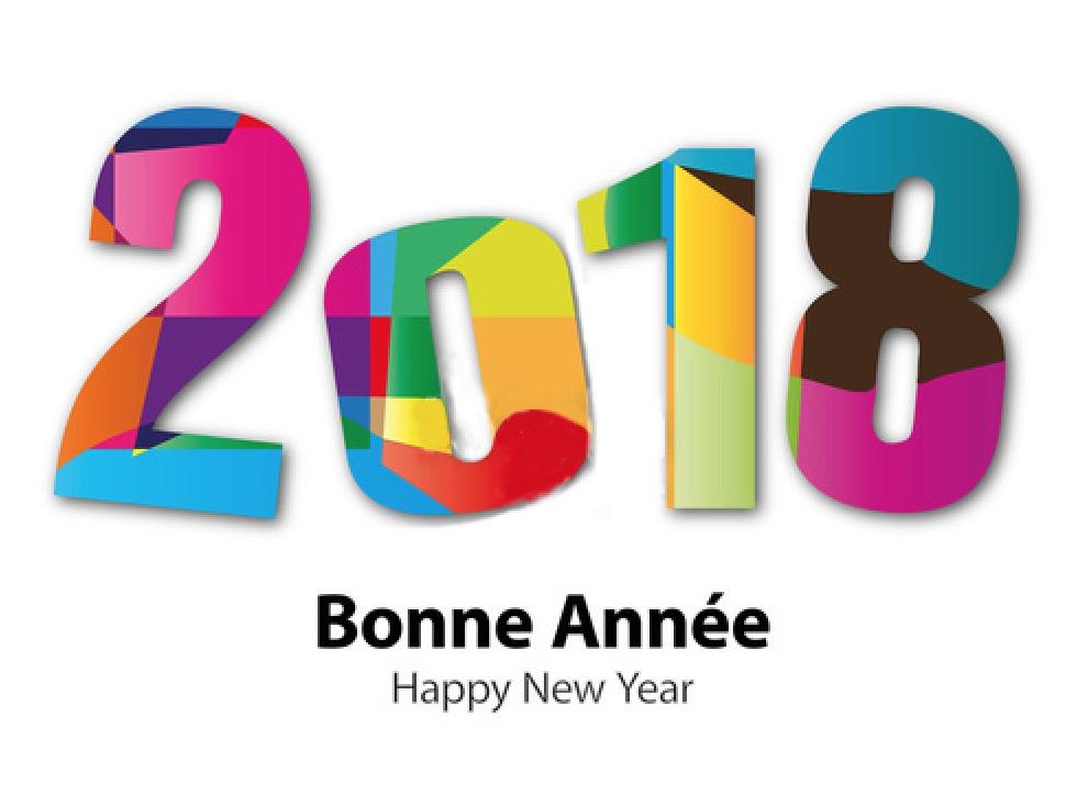 2018 bonnes fe tes