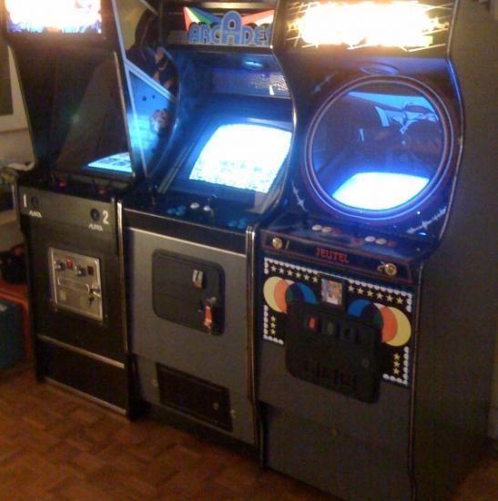 Bornes arcade