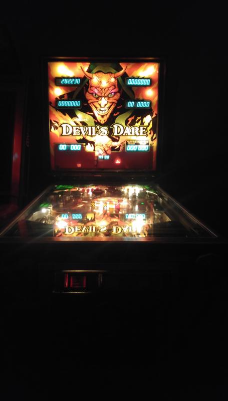 Devil s dare back to life