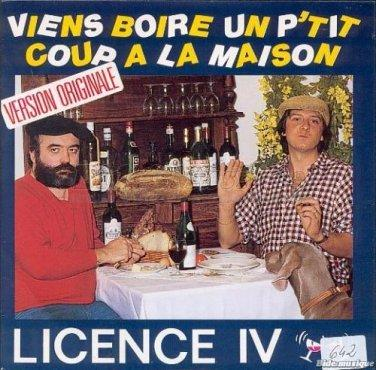 Licence iv groupe